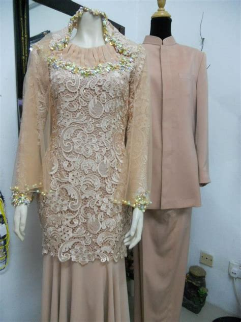Baju Pengantin Wedding Dress Clwd164 baju pengantin dress lace search for the bertandang muslim wedding
