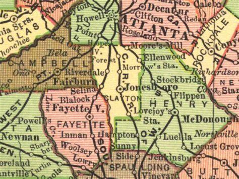 Clayton County Ga Records Georgiainfo