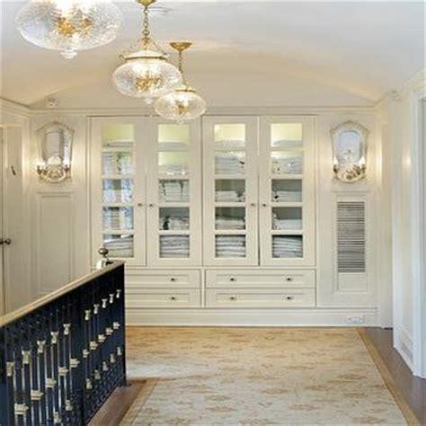 built in hallway cabinets hallway linen cabinet design ideas