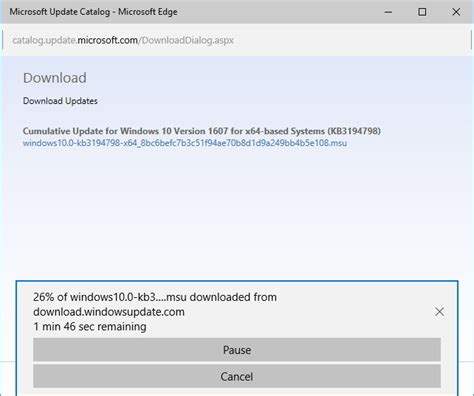 install windows 10 manually how to manually download and install windows 10 cumulative