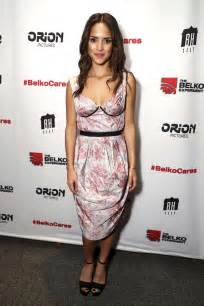 adria arjona belko experiment adria arjona the belko experiment screening 14 gotceleb