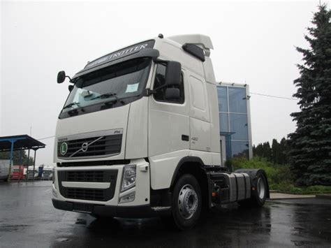 new volvo tractor new volvo fh13 420 globe xl eev neu tractor unit for sale