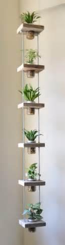 Vertical Herb Garden Diy 25 Cool Diy Indoor Herb Garden Ideas Hative