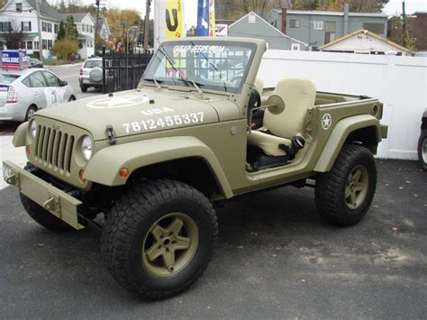 jeep wrangler army 2012 jeep wrangler sport army jeep for sale