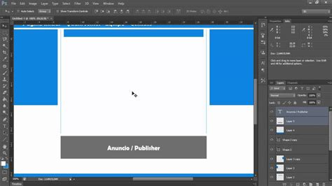 website layout in photoshop cs6 como criar um layout de site no photoshop cs6 youtube