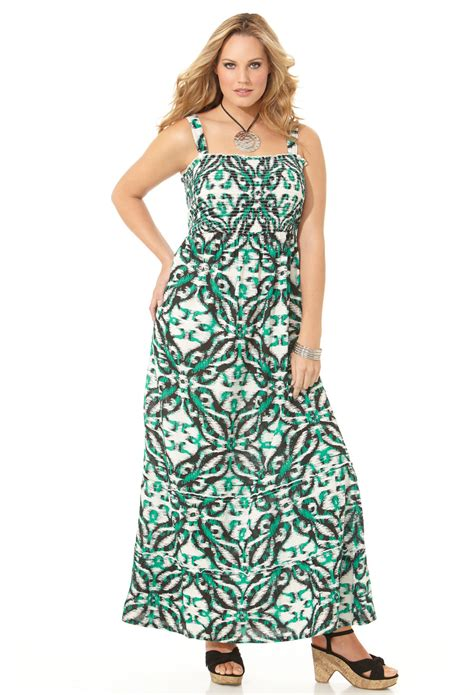 women in their sundresses most flattering styles of sundresses for plus size women