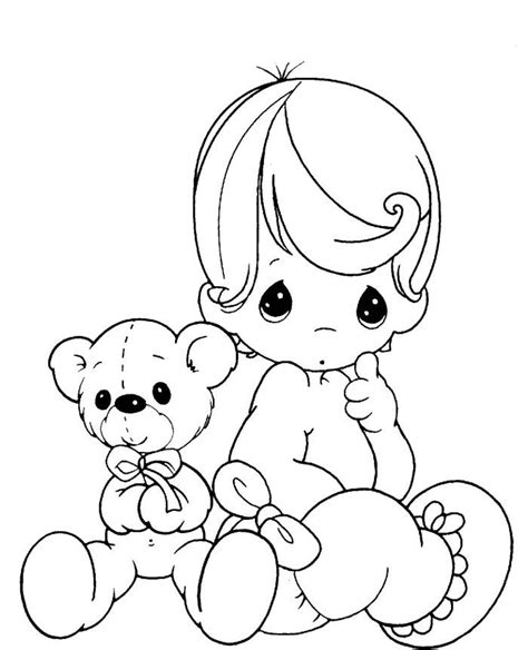 Precious Moments Bible Coloring Pages Images Bible Precious Moment Coloring
