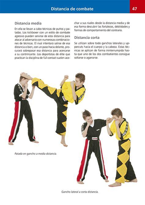 libro kick manual b 225 sico de kick boxing ediciones tutor