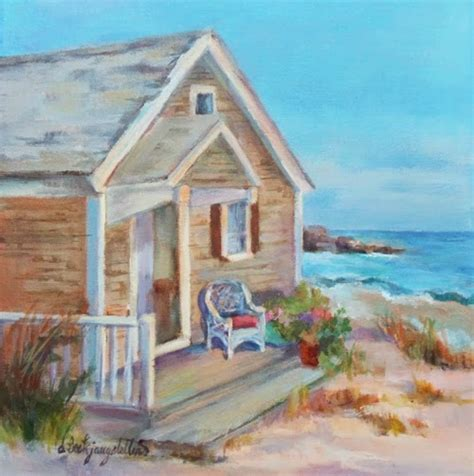 Beach Chair Paintings Hot Girls Wallpaper