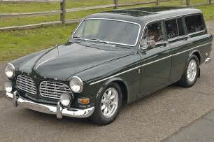 Volvo 122s Just Listed 1968 Volvo 122s Wagon Automobile Magazine