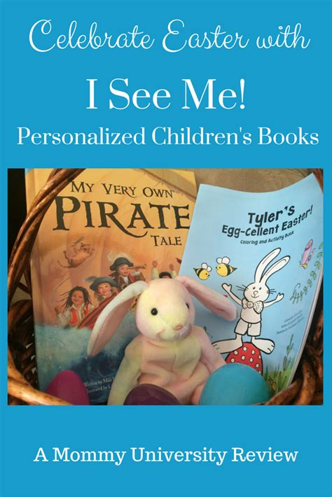 personalized children books with their picture celebrate easter with i see me personalized children s