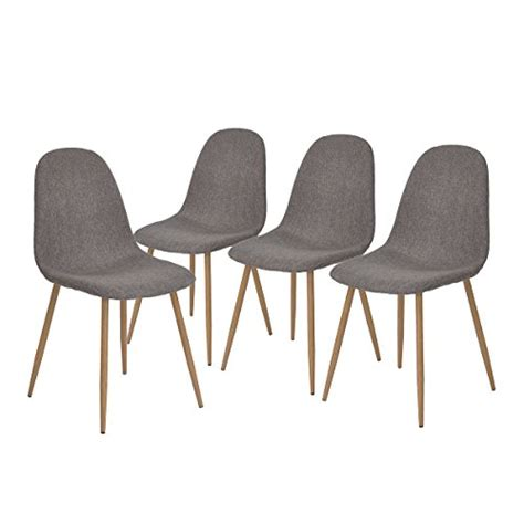 strong dining room chairs greenforest dining side chairs eames style strong metal