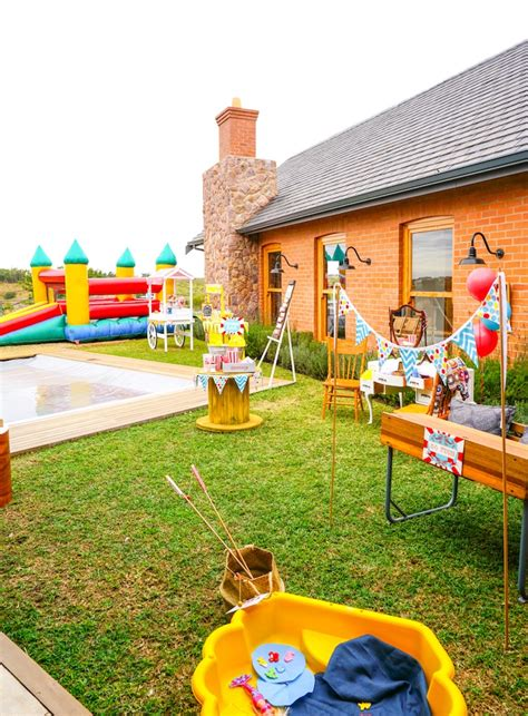 kara s ideas backyard carnival kara s
