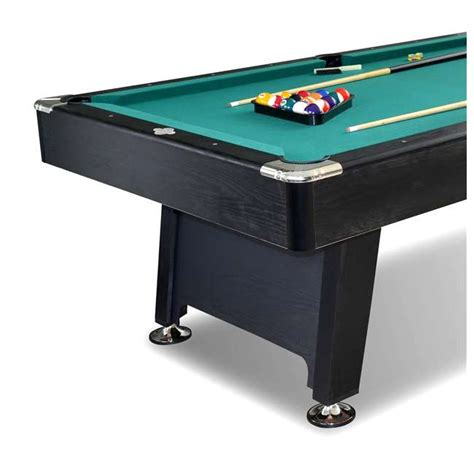 90 inch table lancaster 90 inch arcade billiard pool table bll090 197p
