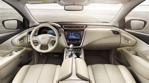 nissan murano 2017 interior 2017 nissan murano release date price automotive trends