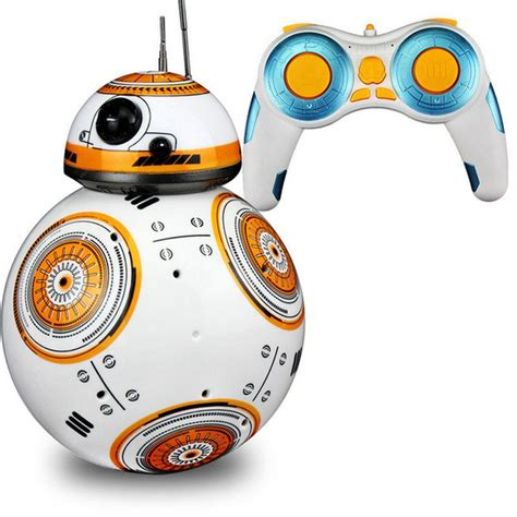 membuat robot bb 8 star wars rc bb 8 robot star wars 2 4g remote control bb8