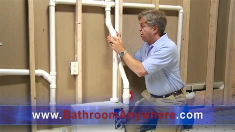 installation of the bathroom anywhere system youtube
