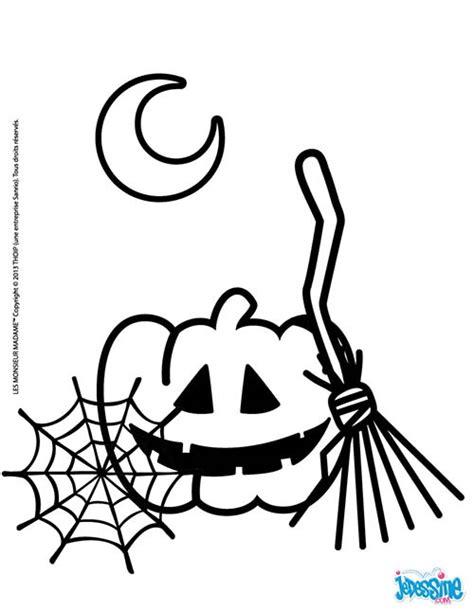 imagenes de halloween terrorificas coloriage halloween des monsieur madame symboles de halloween