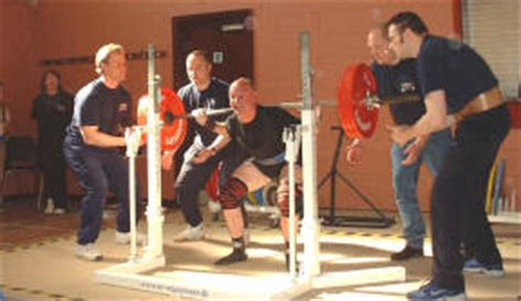 masters bench press records hamiltons hall of fame