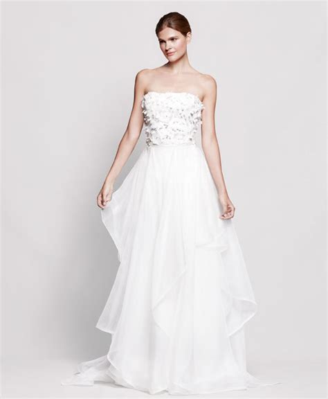 Wedding Dresses Nordstrom by 2013 Wedding Dress Reem Acra For Nordstrom Bridal Gowns 7