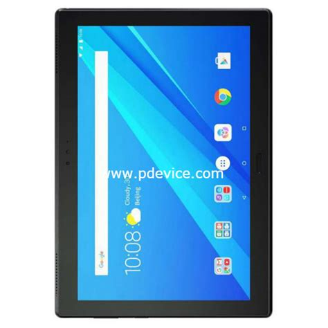 Lenovo Tab 4 10 lenovo tab 4 10 specifications price features review
