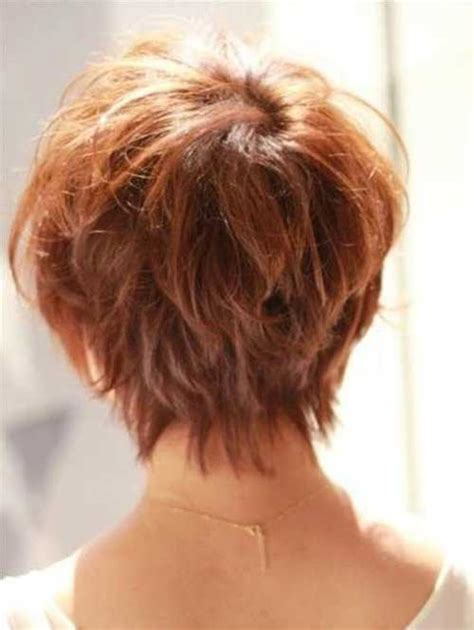 Short Hairstyles For Women Over 50 Back View | 30 good short haircuts for over 50 short hairstyles