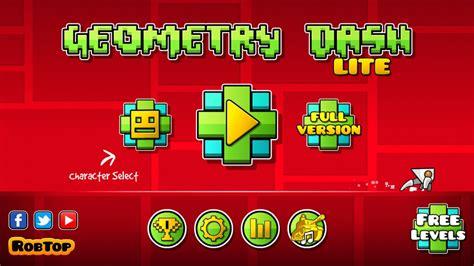 geometry dash lite full version kostenlos descargar geometry dash lite 2 2 android apk gratis