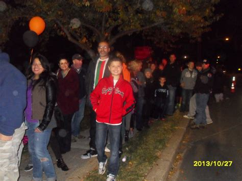 trunk  treat haunted house  clark residents