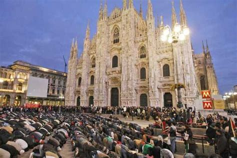 islamica italia quanti musulmani ci sono in italia i numeri impressionanti