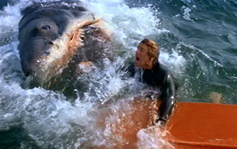 jaws boat death scene the scariest moment in jaws is still pure nightmare fuel