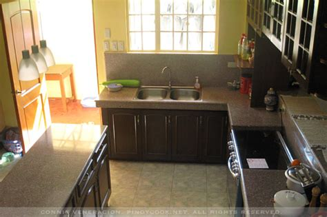Kitchen With Pantry Design by Welcome To My Kitchen Casa Veneracion