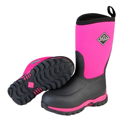 youth muck boots muck rugged ii waterproof winter boots 658172
