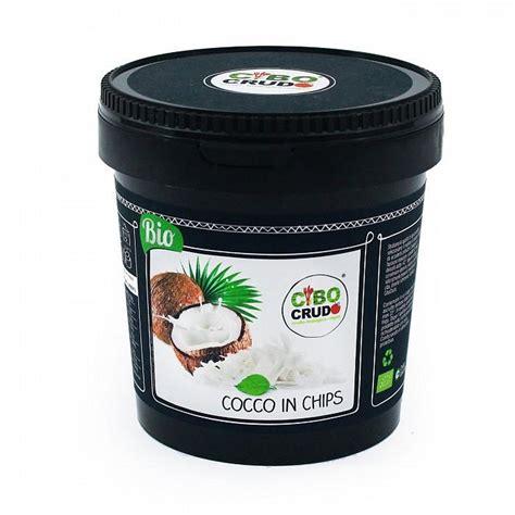 alimenti chelanti ferro cocco in chips 200 g