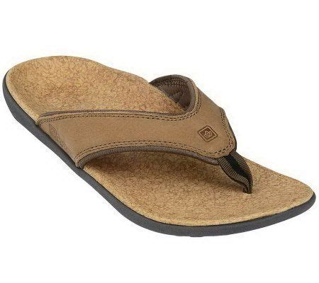 sandals select spenco s yumi select orthotic sandals qvc