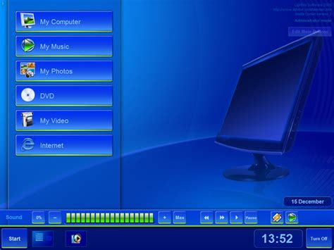 pc themes creator software lighttek software programs for desktop management shell