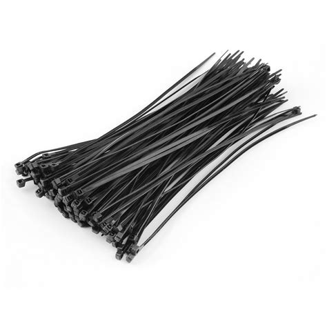 Cable Wrapper Packaging Pvc Plastic Wrap free shipping new arrival 100pcs 8 3 x 200mm plastic cable ties zip fasten wire wrap