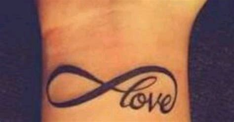 tattoo love austin infinity love tattoo i want this with austin and aadens