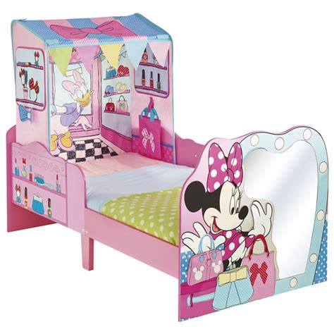 minnie mouse house bed 70 x 140 cm bainba