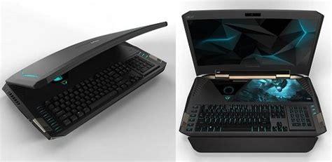 Harga Acer Predator 21 acer predator 21 x laptop spesifikasi sli gtx 1080 gadgetren