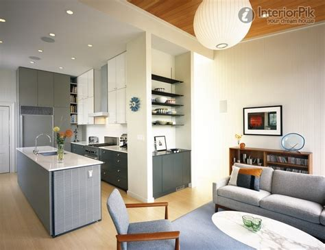 open kitchen designs in small apartments write