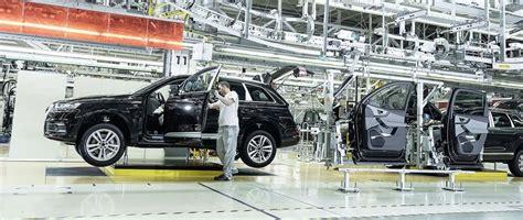 Porsche Produktionsstandorte by Bratislava Gt Audi Produktion Weltweit