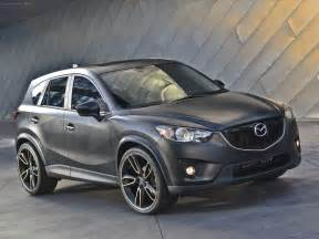 mazda cx 5 concept 2012 car picture 07 of 32