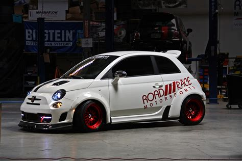 abarth 500 by road race motorsports is on our