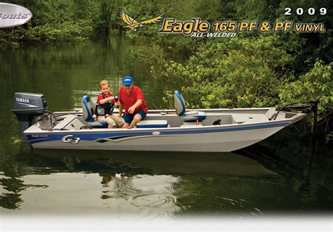 who makes g3 boats research 2009 g3 boats eagle 165 pf on iboats