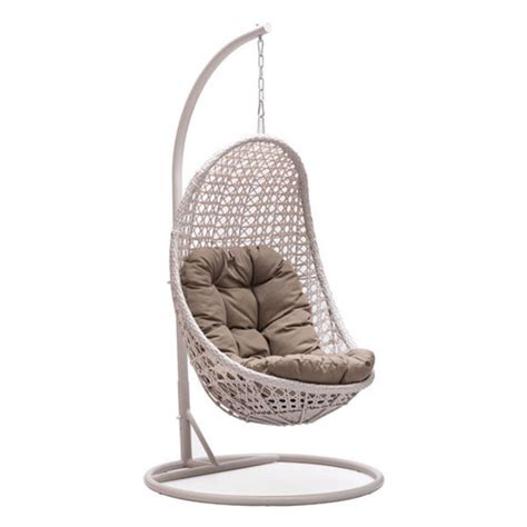Patio Hanging Chair 7 Of The Coolest Outdoor Wicker Hanging Chairs