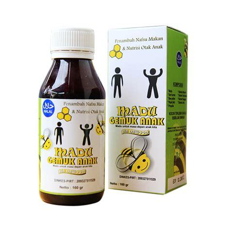 Penggemuk Badan Herbal madu penggemuk badan anak original obat herbal obat herbal