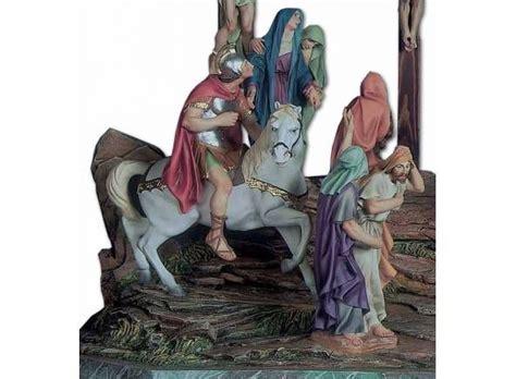 imagenes de nuestro señor jesucristo grupo de figuras religiosas del monte calvario o monte