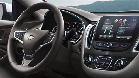 chevy malibu 2017 interior 2017 chevy malibu interior and features in boerne