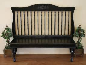 Turning Crib Into Toddler Bed Turn A Crib Into A Bench