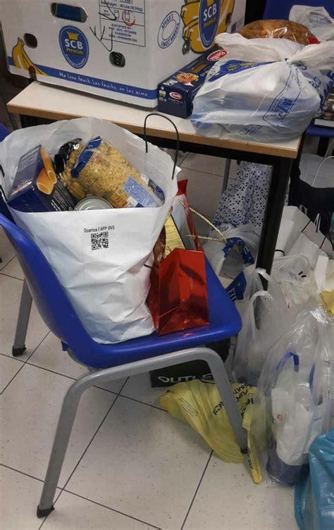 pacco alimentare colletta alimentare parabiago citt 224 generosa sempione news